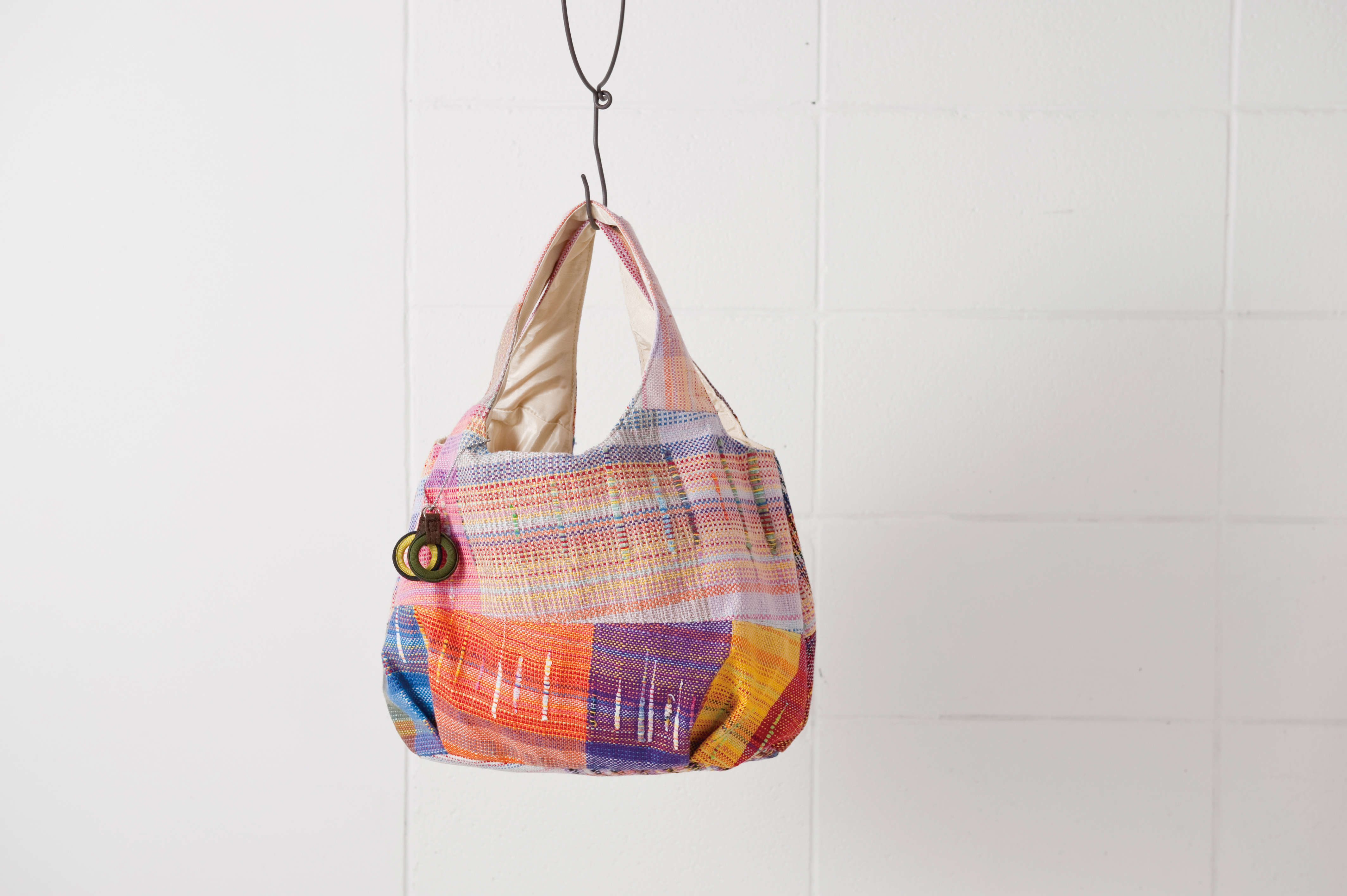 さをり織りくり手BAG Bloomin'(ブルーミン)画像