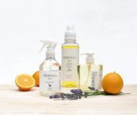 100%植物油から出来た洗剤SOMALI画像
